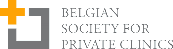 Belgian Society for Private Clinics certificate